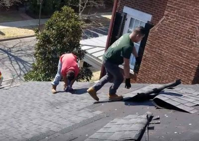 photo of roofers in Panama City FL
